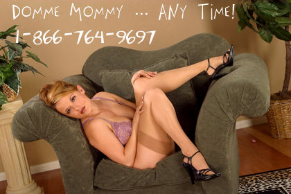 Domme Mommy Phone Sex